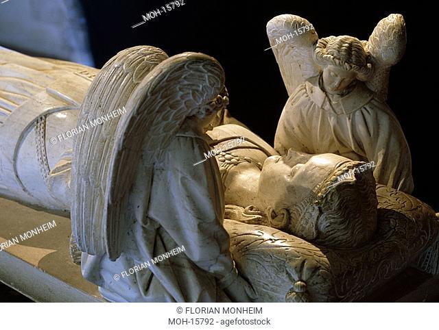 Grabmal Agnes von Sorel