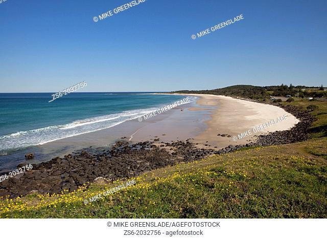 Sharpes Beach, Ballina, NSW, Australia