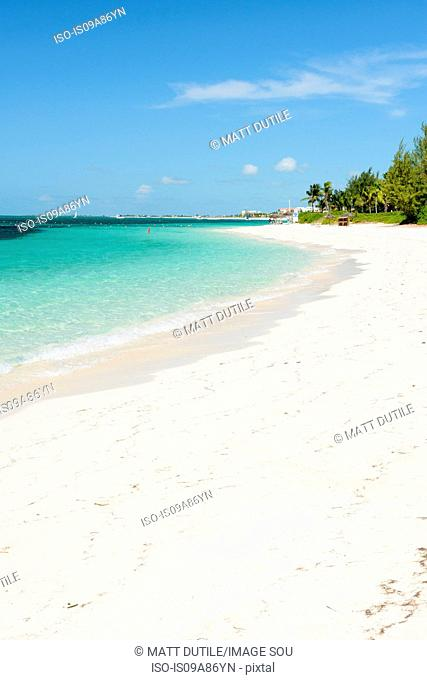 Beach, Grace Bay, Providenciales, Turks and Caicos, Caribbean