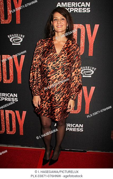 """Nia Vardalos 09/19/2019 The Los Angeles Premiere of """"""""JUDY"""""""" held at the Samuel Goldwyn Theater in Beverly Hills, CA. Photo by I"""