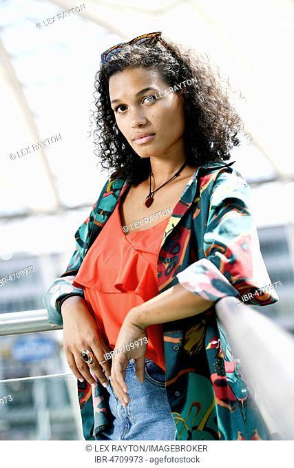 Young woman, Fashion, Photoshoot, Germany, Europe