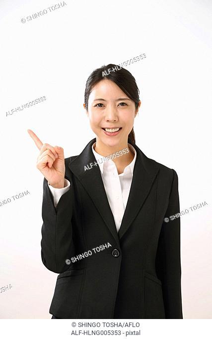 Japanese businesswoman