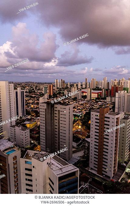 Casa Amarela neighbourhood, Recife, Pernambuco, Brazil