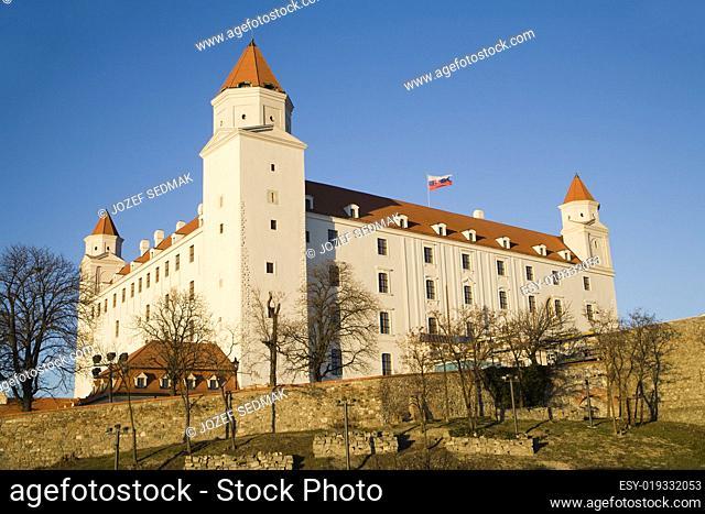 Bratislava - Burg