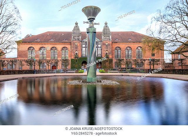 Royal Library, Copenhagen, Denmark, Scandinavia