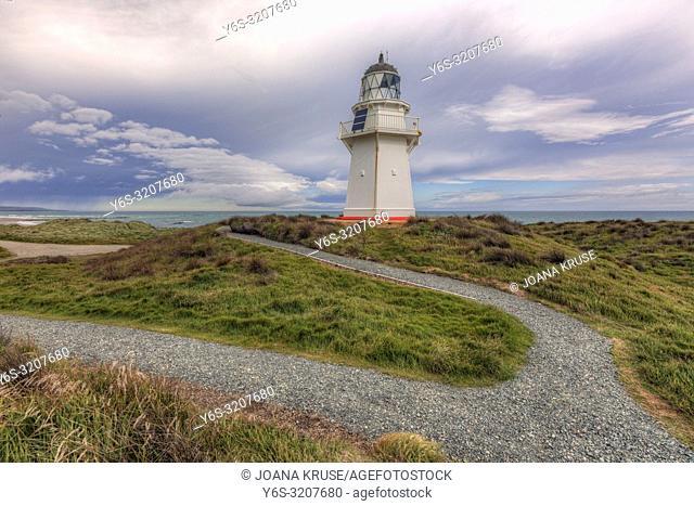 Waipapa Point, Southland, The Catlins, South Island, New Zealand