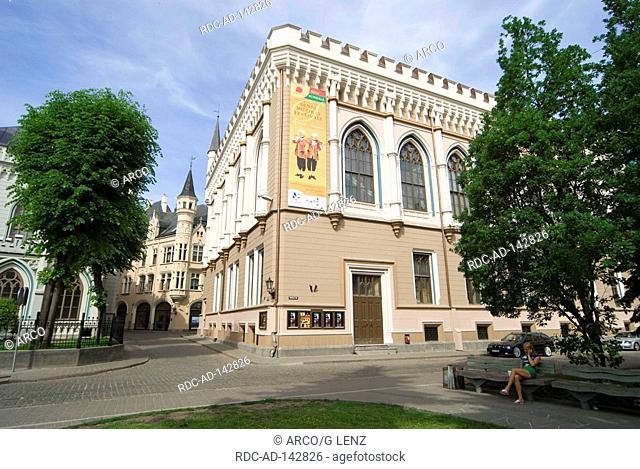 Great Guild House Riga Latvia