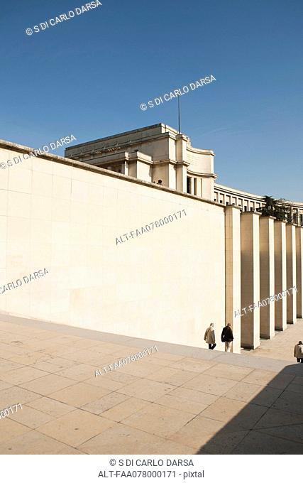 Palais de Chaillot, Paris, France