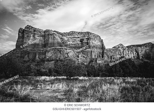 Courthouse Butte Rock Formation, Sedona, Arizona, USA