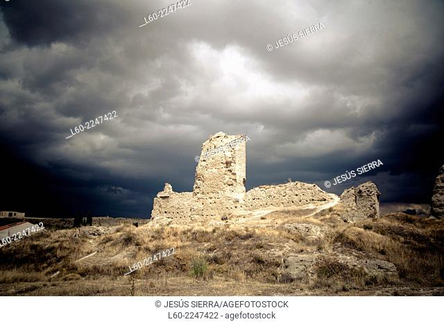 Castillo de los Piquillos, Fuentidueña de Tajo, Comunidad de Madrid, Spain