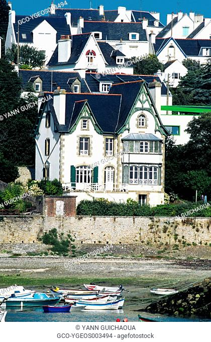 AUDIERNE - FINISTERE - BRITTANY - FRANCE