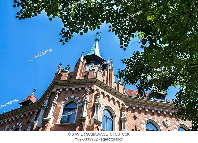 Higher Theological Seminary of the Archdiocese, Krakow, Poland