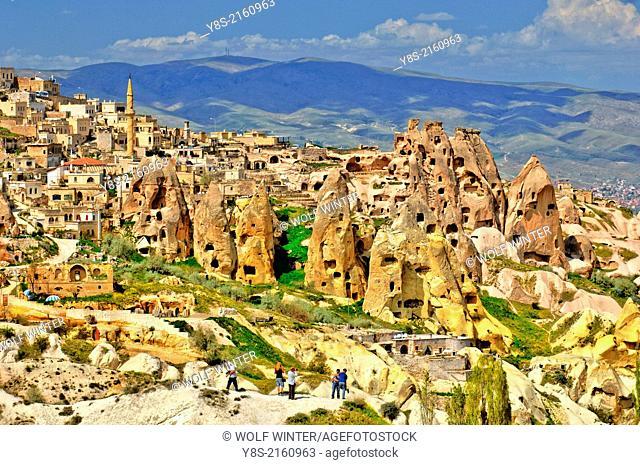 Guelvercin Evi, Pigeon Loft Valley, Uchisar, Cappadocia