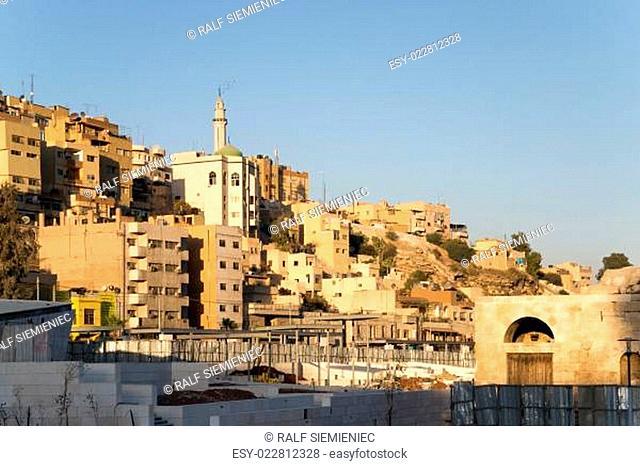 Amman Downtown Sunrise