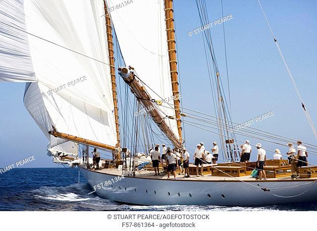 The Super Yacht Cup, Palma de Mallorca, Spain