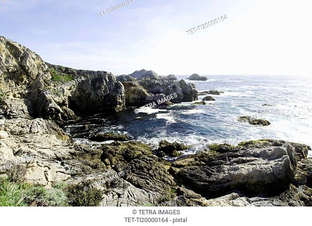 Big SurRocky shore