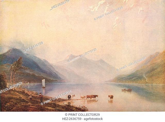 'Loch Lomond', 1847, (1918)
