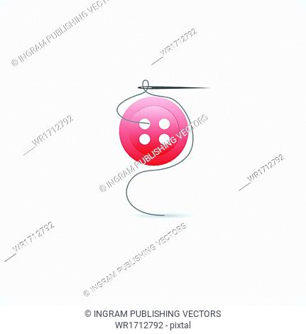 sewing needle icon
