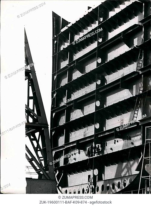 1968 - The 'Other' Clyde shipbuilders: There can hardly be a man or woman in Britain today who is unaware of the ups and downs of Scotland's upper Clyde...