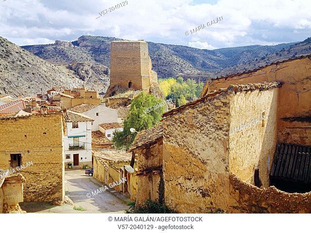 Villel de Mesa, Guadalajara province, Castilla La Mancha, Spain
