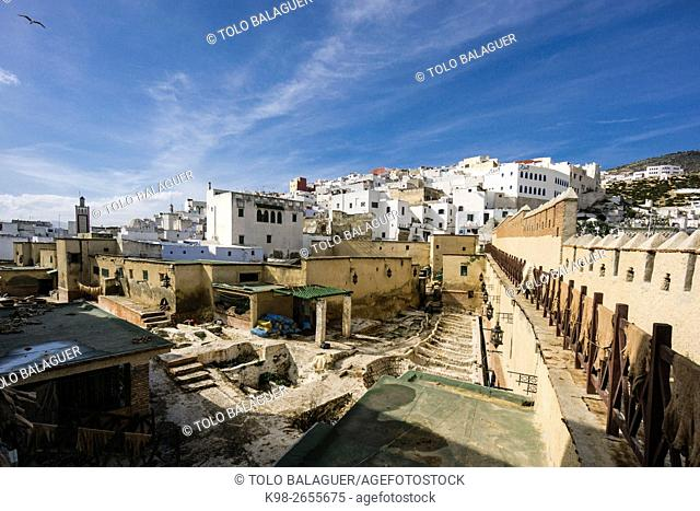 teneria, Medina of Tetouan, World Heritage, Morocco, North Africa, African continent