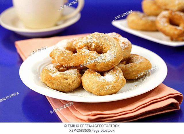 Grandmother's doughnuts