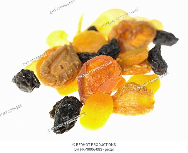 Raw Foods, Mixed Dried Fruit