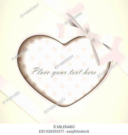 valentines day vintage lettering background, romance,14th of February