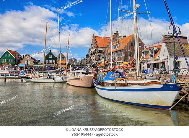 Volendam, Edam-Volendam, North Holland, Netherlands