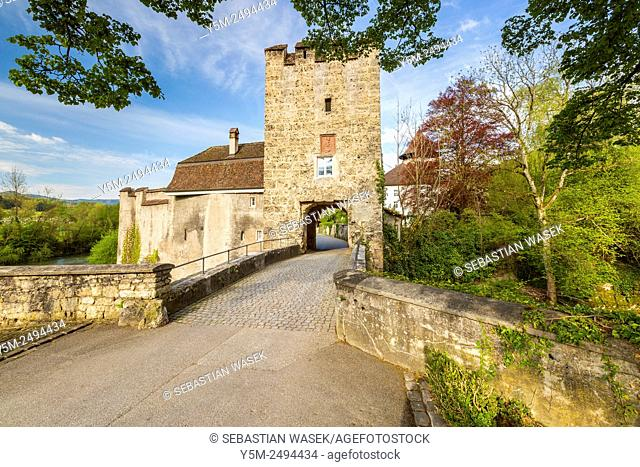 Zwingen Castle, Canton Basel-Landschaft, Switzerland