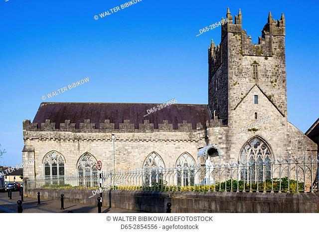 Ireland, County Kilkenny, Kilkenny City, The Black Abbey, exterior