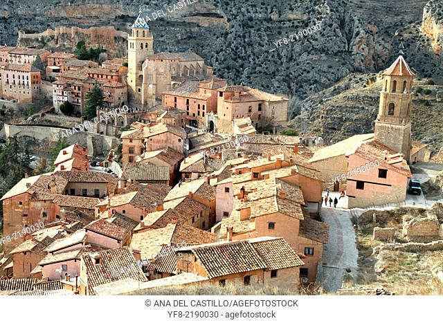 Albarracin Teruel Spain