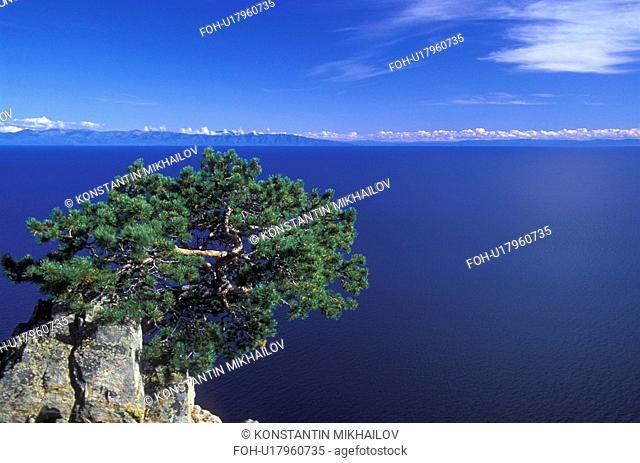 Baikal, East Siberia, Eatern Siberia, Siberia, horizon, lake, lakes