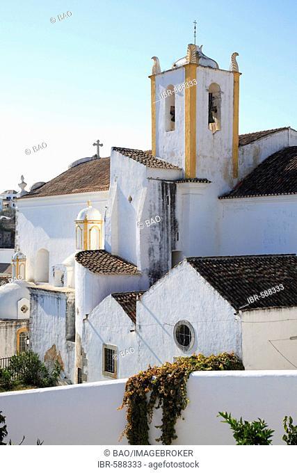 Igreja de Santiago, Tavira, Algarve, Portugal