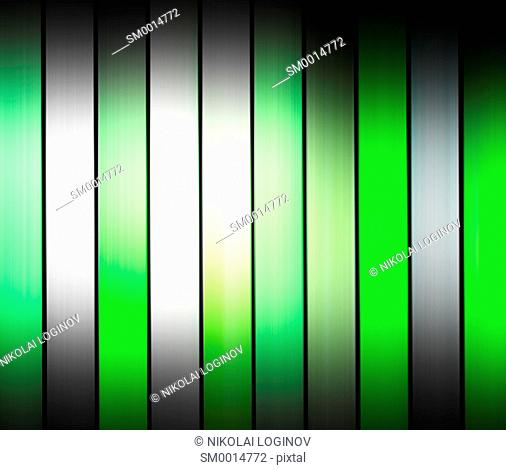 Vertical acid green stained-glass window background hd