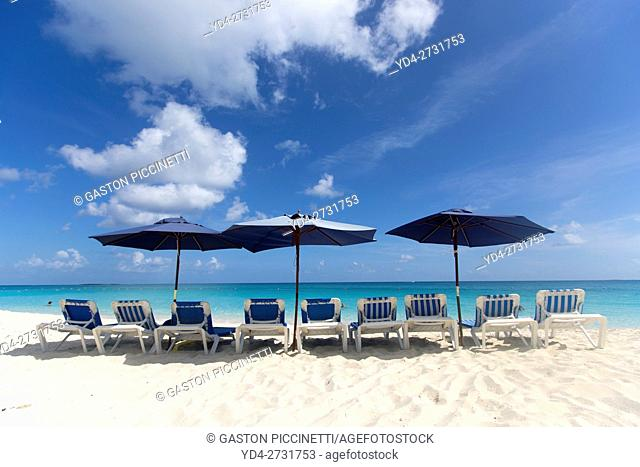 Cabbage Beach, New Providence Island, Paradise Isalnd, Bahamas