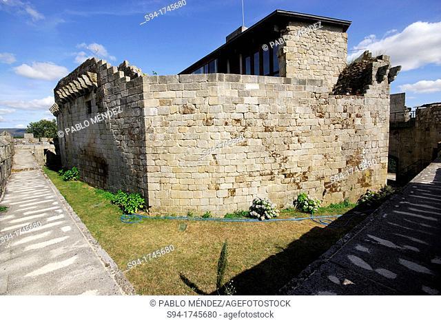 Castle of Maceda, Orense, Spain