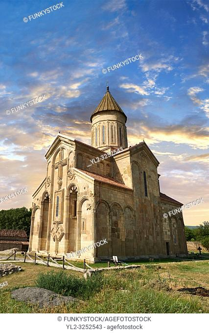 Picture & image of Samtavisi Georgian Orthodox Cathedral, 11th century, Shida Karti Region, Georgia (country)