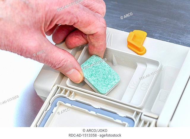 dishwasher tab