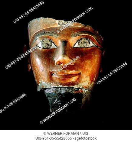 Head of Hatshepsut