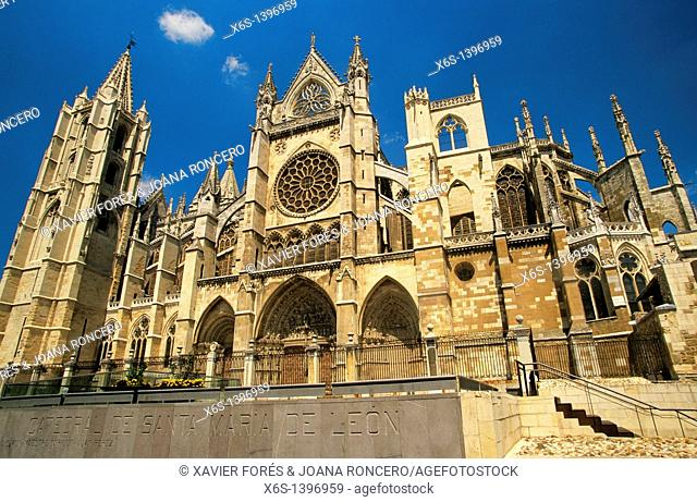 Cathedral of León, León, Spain
