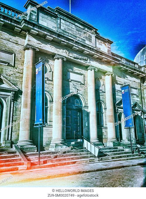 National Justice Museum, High Pavement, Nottingham, Nottinghamshire, east Midlands, England