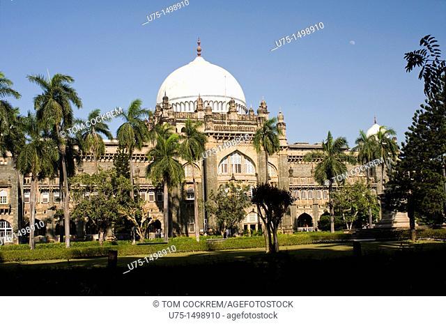 Prince of Wales Museum, Chhatrapati Shivaji Maharaj Vastu Sangrahalay, Mumbai, India
