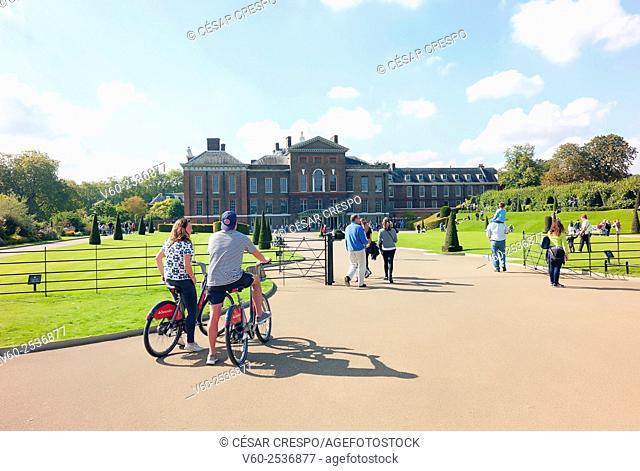 Kensington Gardens, London, England, UK