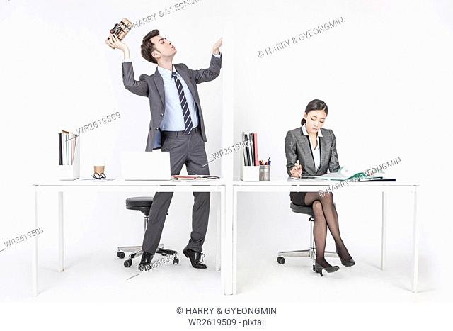 Lifestyle of business people