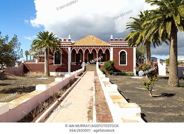 Historic house Hotel Finca de la Salinas, Yaiza, Lanzarote, Canary Islands, Spain