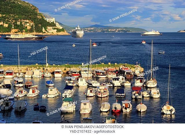 Dubrovnik Marina, Croatia