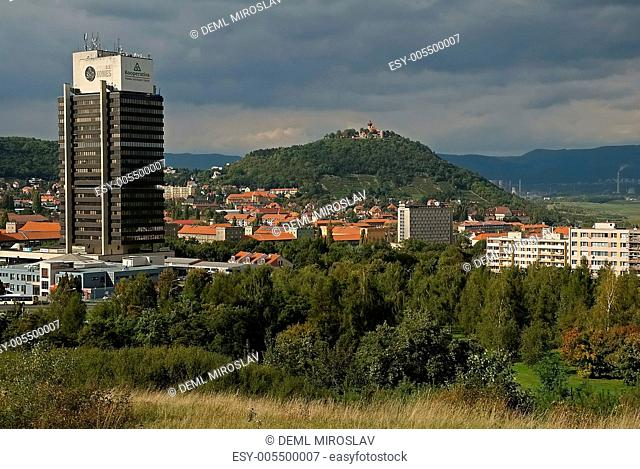 Czech republic, Most, city