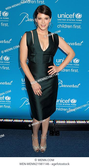 Unicef Snowflake Ball 2014 Featuring: Gail Simmons Where: New York, New York, United States When: 02 Dec 2014 Credit: WENN.com