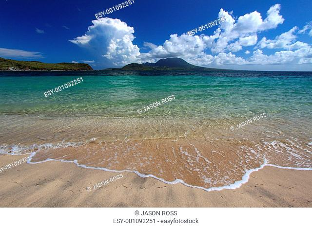 Majors Bay Beach - St Kitts